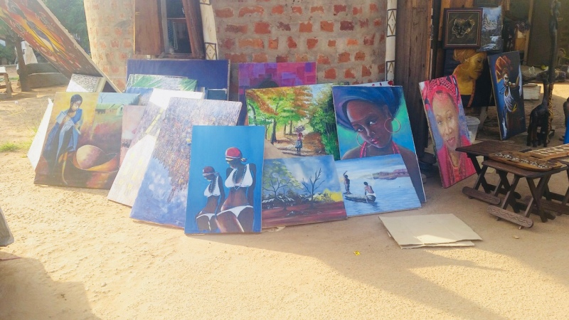 Abuja Arts and Craft Village