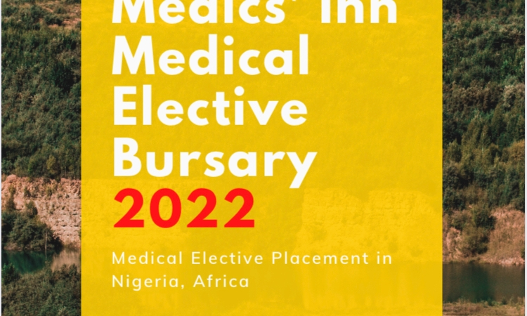 Medical Elective Bursary 2022